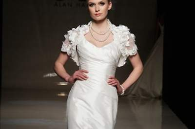 White Gallery Trend - Floral Appliques