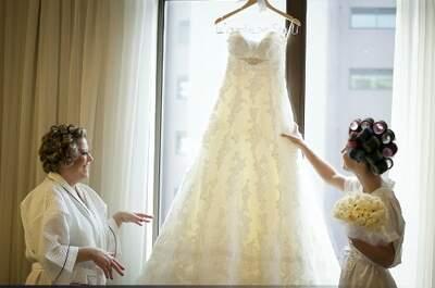 O casamento pelo olhar da mãe da noiva