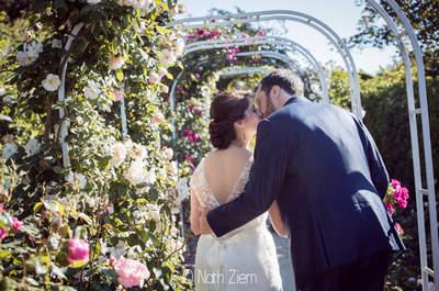 Découvrez le mariage en toute intimité avec vue sur l'océan d'Aurore et Edouard!