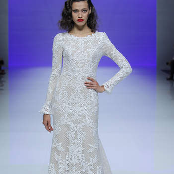 Maggie Sottero. Credits_ Barcelona Bridal Fashion Week(1)
