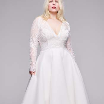 Vestido modelo Chrissy da Anne Barge