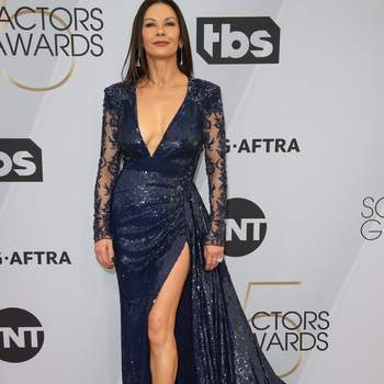 Catherine Zeta-Jones de Zuhair Murad Couture /CordonPress