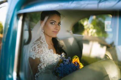 Como escolher o carro que você chegará no seu casamento? 6 dicas fundamentais!