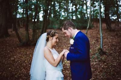 Simplicité et bonne humeur au rendez-vous pour le mariage de Loïse et Thomas dans le Nord