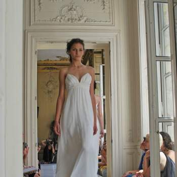 Robe de mariée Delphine Manivet - Crédit photo: Play like a girl