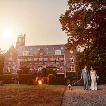De happily ever after Real Wedding van Selena en Sebastiaan | Foto: WeddingStudios