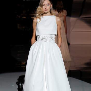 Cabotine. Credits- Barcelona Bridal Fashion Week