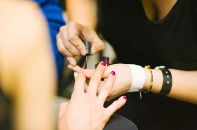 ¿Ya tienes el color de uñas para tu boda? Te ayudo a escogerlo