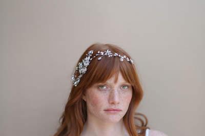 Zauberhafte Brautfrisuren für lange Haare: Unsere ausgewählten Ideen für Ihren perfekten Brautlook 2015!