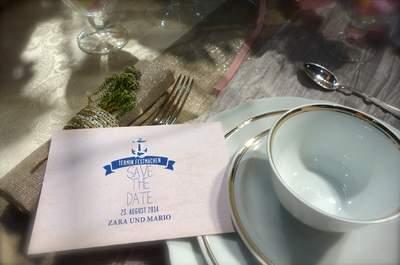 Mit Hochzeitseinladungen.de Ihren individuellen Hochzeitsstil verwirklichen!
