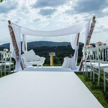 Décoration de chaises de mariage 2017 : des tendances délicates!