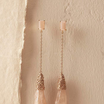 Tesoria Earrings. Credits: Bhdln