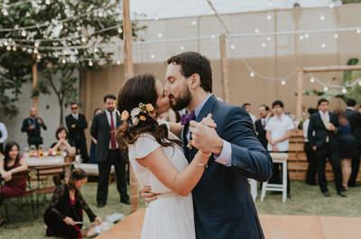 Rosa María y Mauricio: una boda personalizada con detalles que enamoran