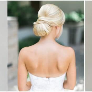 Ontdek de beste bruidskapsels met vast haar. Kies jouw look!