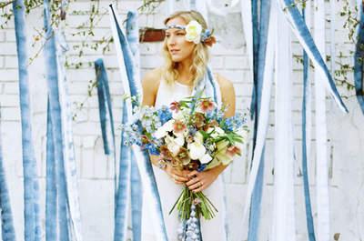 30 ideas para una decoración de matrimonio estilo boho chic. ¡Te encantarán estas propuestas!