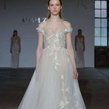 Créditos: Adam Zohar, New York Bridal Week