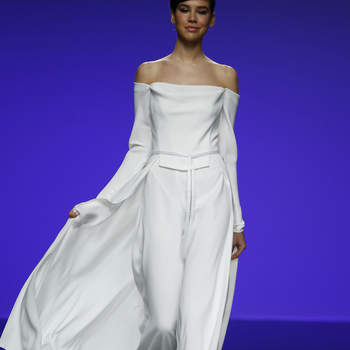 Credit Photo : Barcelona Bridal Week