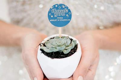 40 regali per gli invitati di nozze: piccoli e grandi ricordi del tuo giorno più bello