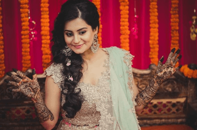 Be Inspired: Mehndi Jewellery For Brides-To-Be