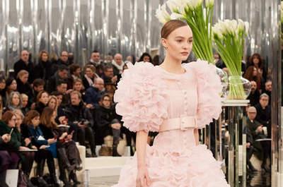 22 abiti da sposa di Alta Moda Parigi che ti lasceranno a bocca aperta!