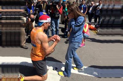 A Marathon Proposal Session!