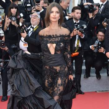 Emily Ratajkowski de Peter Dundas. Credits: Cordon Press