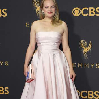 Elisabeth Moss de Prabal Gurung. Credits: Cordon Press