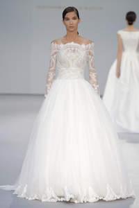 Свадебные платья принцесса 2017