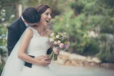 Un amor a fuego lento: la boda de Ana y Rafa