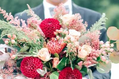Лучшие осенние цветы для яркой и незабываемой свадьбы в этом сезоне!