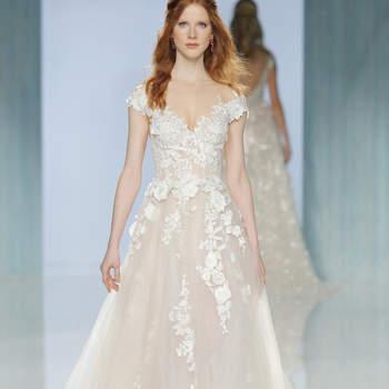 Galia Lahav. Credits: Barcelona Bridal Fashion Week.