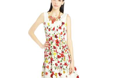 ¿Estás invitada a un evento y no sabes qué usar? Inspírate con los mejores vestidos cortos de fiesta 2015