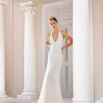 Créditos: Rosa Clará 2020 | Modelo do vestido: Carla