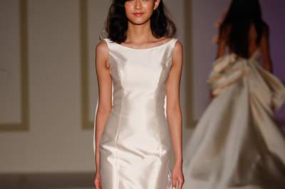 Свадебные платья русалка: женственный и чувственный образ