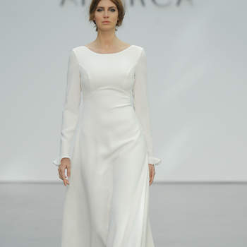 Amarca. Credits- Pasarela Costura España
