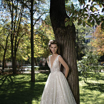 Credits: Berta Bridal. Seen at The Berta Bridal Presentation.