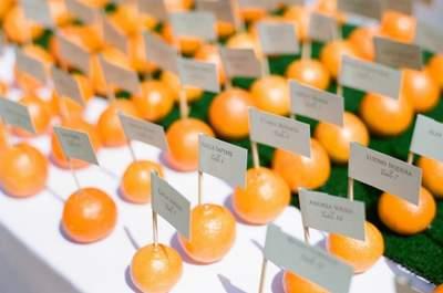 Tutti Frutti, per le decorazioni nuziali del tuo matrimonio - Foto Lane Dittoe