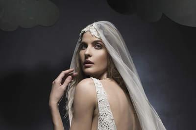 Vestidos de novia Ersa Atelier 2016: Una colección simplemente ¡maravillosa!