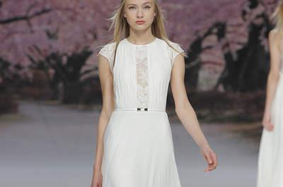Brautkleider für kleine Frauen – Mit diesen Looks starten Sie bei der Traumhochzeit durch