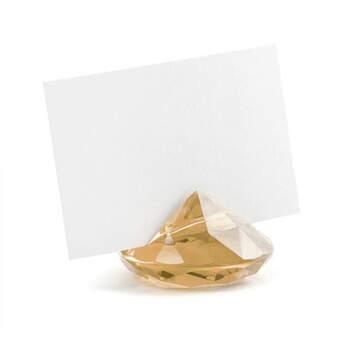 Marcasitio diamante oro 10 unidades- Compra en The Wedding Shop