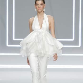 Foto: Rosa Clará. Barcelona Bridal Fashion Week