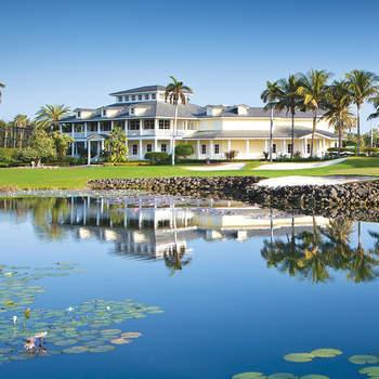 """Sofia Vergara e Joe Manganiello disseram o """"Sim, aceito"""" num destino merecedor de uma lua-de-mel fantástica, no The Breakers, em Palm Beach. Foto: The Breakers"""
