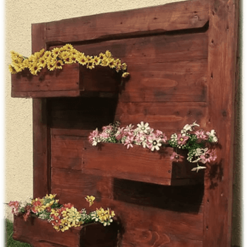 Créditos: Pallets & Decoración