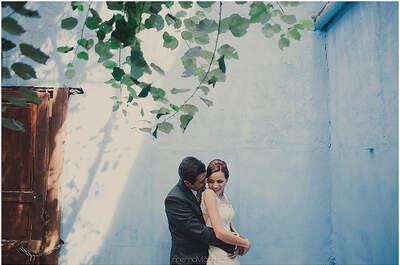 Real Wedding: La boda de Caro y Jaime en la hermosa Ex Hacienda San Mateo, Puebla