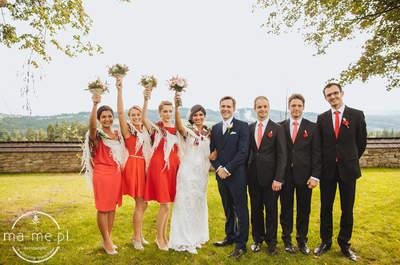 Mieszkają w Singapurze, a ich ślub odbył się w Rabce! Cudny!
