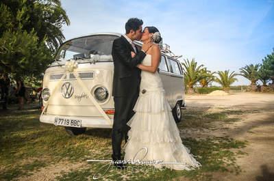 Juanvi Ramírez Fotografía: un reportaje de boda lleno de emociones y sentimientos