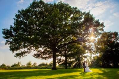 Célébrez votre mariage d'hiver au Domaine de la Vallée aux Pages et bénéficiez de 15% de remise !