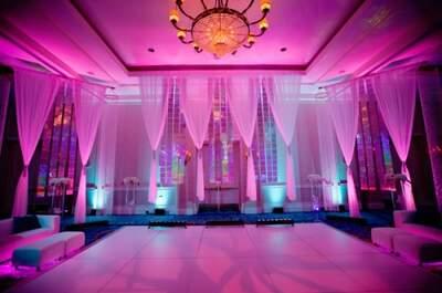 5 ideas y tendencias para iluminar tu boda en 2013