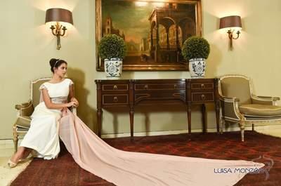 10 diseñadores españoles de vestidos de novia con los que conseguirás un look perfecto