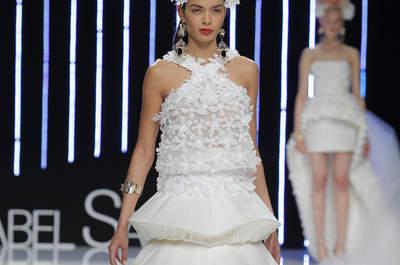 Vestidos de fiesta Isabel Sanchis 2017: diseños vanguardistas que te sorprenderán